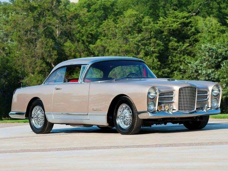 1958 Facel Vega FVS Series 4 Sport Coupe -