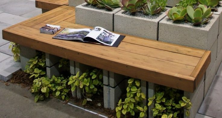 Top 10 Outdoor Bench Seating Plans Ideas