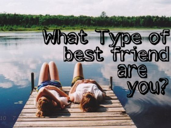 There are plenty of types of best friends, which one are you?