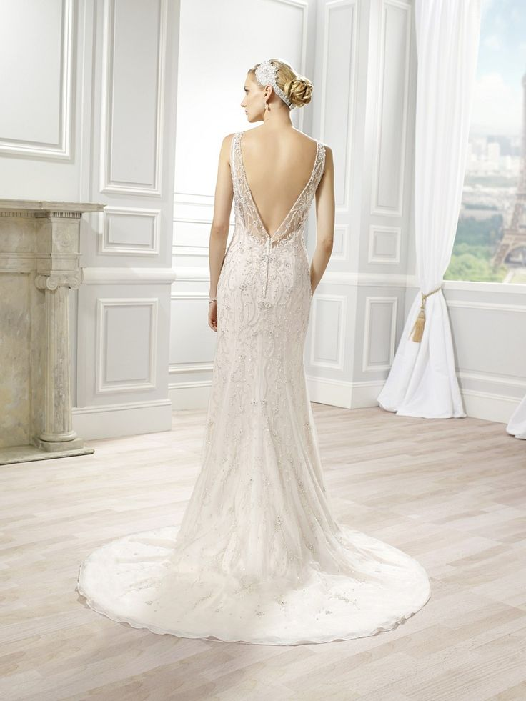 Simple Style H Sheath Wedding DressesWedding