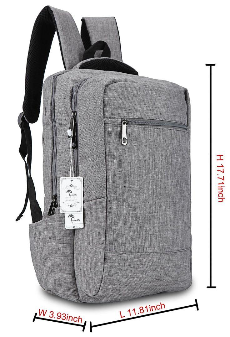 Amazon.com: Laptop Backpack,Winblo 15 15.6 Inch Lightweight Travel Laptop Backpack Bag Student School Shoulder College Backpacks for Women Girls Men: Computers & Accessories