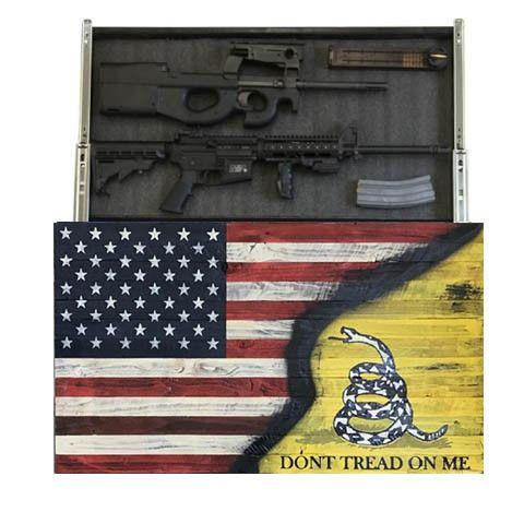 American/Gadsden Flag