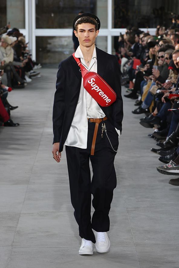 The Louis Vuitton Fall-Winter 2017 Collection
