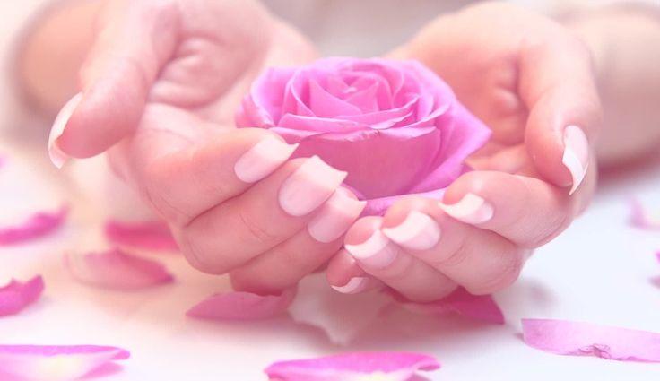 Дизайн ногтей – розовый маникюр
