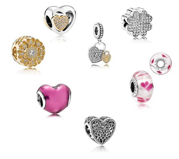 PANDORA 2016 Valentine Collection At Www.PandoraMOA.com