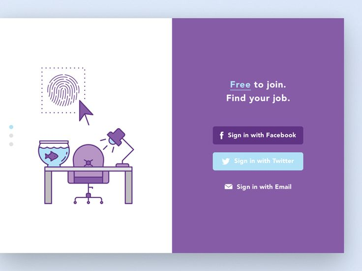Day 69 – Sign Up Form by Egor Lazarev ⦿
