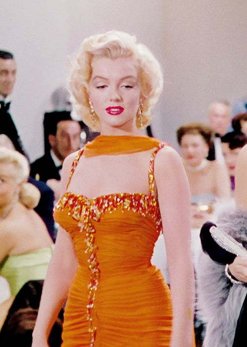 the-king-of-coney-island: Gentlemen Prefer Blondes (1953) ⊱✰⊰: