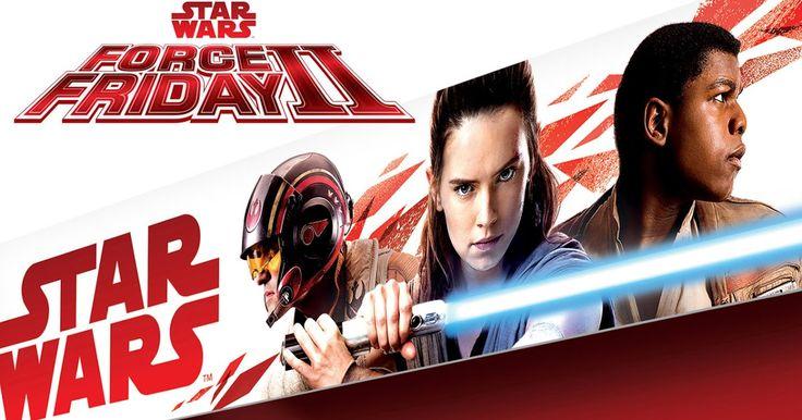 http://ift.tt/2kRywvC http://ift.tt/2kRCLaL  En plena cuenta regresiva para el lanzamiento mundial de los productos inspirados en la nueva película de Lucasfilm STAR WARS: LOS ÚLTIMOS JEDI hoy se dio a conocer el nuevo envoltorio que revela un trío de héroes: Poe Rey y Finn  Disney y Lucasfilm anunciaron hoy Star Wars Force Friday II un evento global de fans que celebra el lanzamiento de todos los nuevos productos inspirados en la muy esperada película STAR WARS: LOS ÚLTIMOS JEDI que llegará…