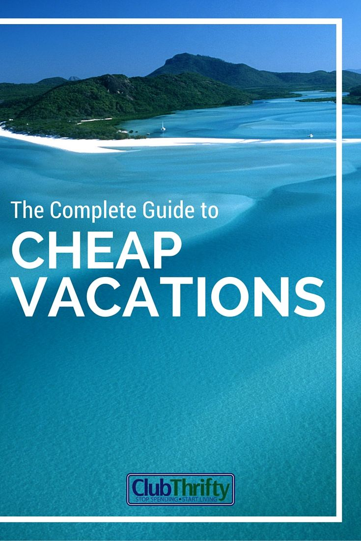 Looking for cheap travel? Check out our complete cheap vacations guide! Check out our favorite cheap destinations and learn money saving tips to get there!