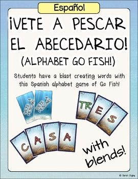 how to play go fish in spanish