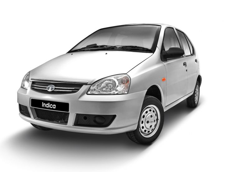 tata indica ac Rajkot Car Rental Services for local, full,half day, transfer, One way, Roundtrip, BookCab provides various types of taxi services in Rajkot