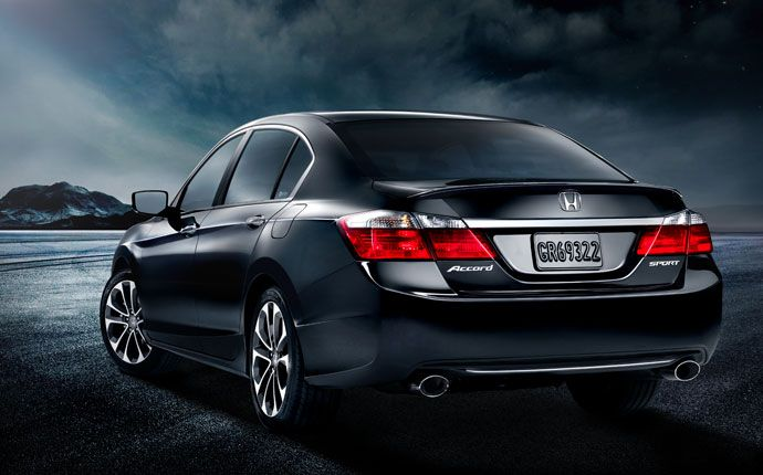 Exterior Photo of 2014 Honda Accord Sedan - View Silko Honda in Raynham, MA inventory --> www.silkohonda.com