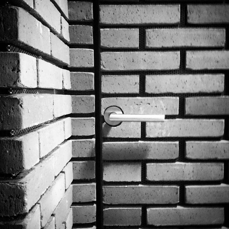 """Brick detailing at #MVRDV #bookmountain #spijkenisse"""