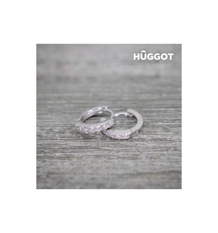 Découvrez Boucles d'oreilles en Argent Massif 925 et Zirconites Soul Hûggot de la nouvelle collection de bijoux fantaisie Hûggot ! Une large gamme de bagues, bracelets, boucles d'oreilles, colliers...
