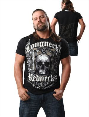 James Storm (Longnecks & Rednecks T-Shirt) | ShopTNA