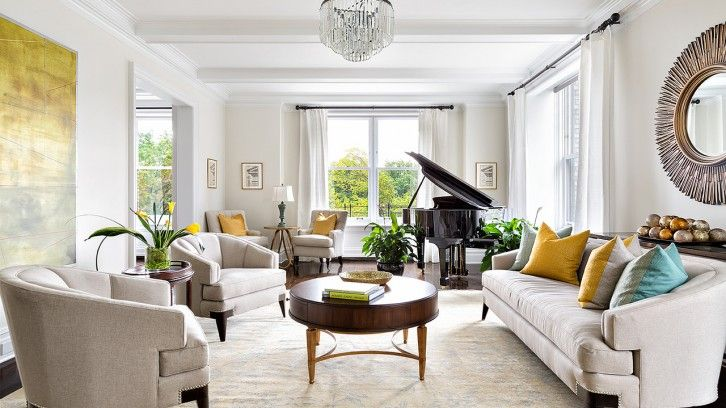 appartement de luxe à new york