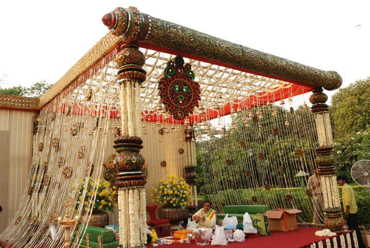 We do all types of wedding & corporate events. For more details visit our website www.balajithemedecorator.com