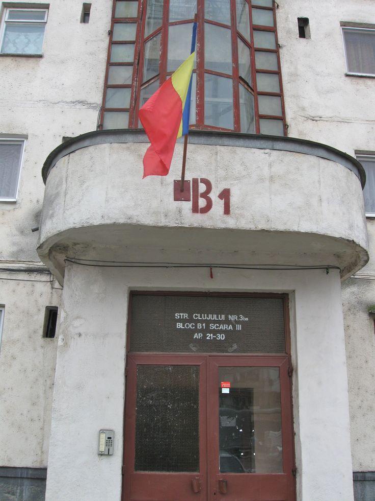 Clujstraat, Gherla