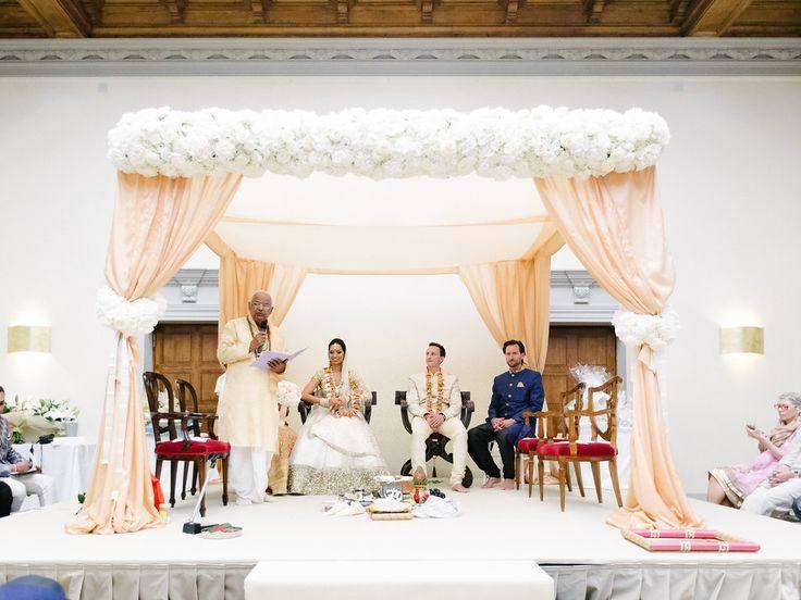 Glamorous Black Tie Wedding in Florence