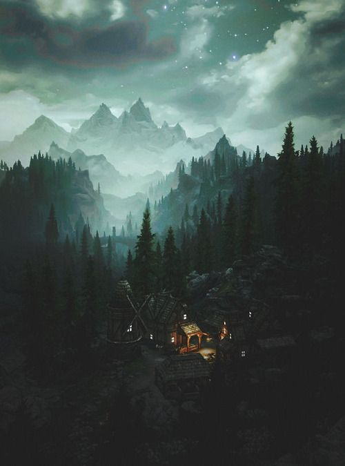 Beautiful Dovahkiin                                                       …