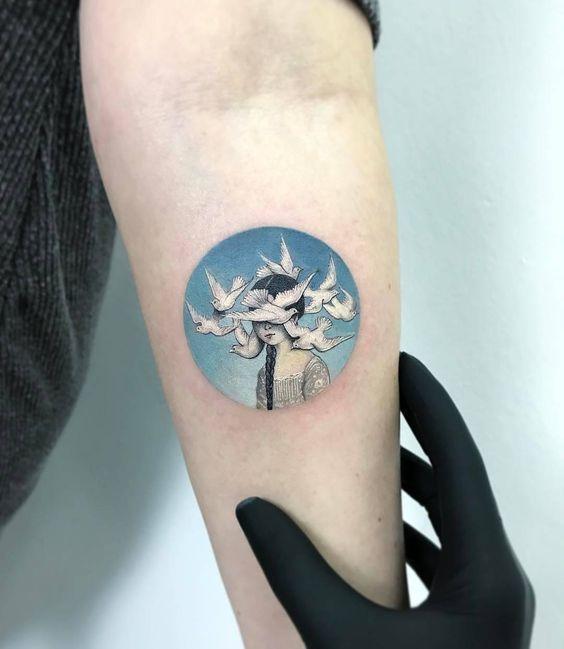 25 best tattoo art images on Pinterest | Tattoo ideas, God tattoos ...