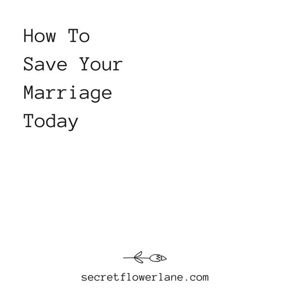 Online Marriage Counseling: Save Your Relationship Today