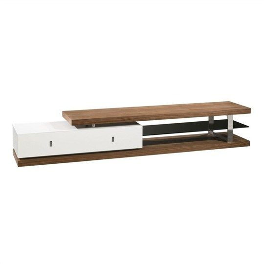 Reno Solid Acacia Wood Coffee Table: Best 25+ Lowline Tv Unit Ideas On Pinterest