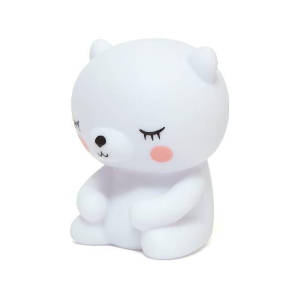Petit Monkey Nachtlampje ijsbeer