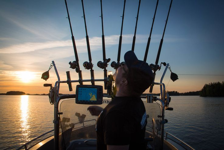 Why Midnight Sun Fishing in Finland Is So Amazing