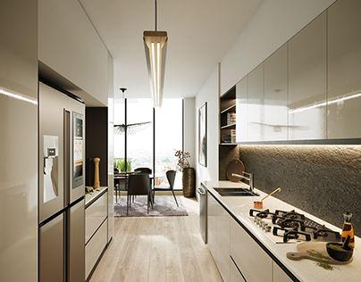 "Check out new work on my @Behance portfolio: ""Santa Ana Apartments"" http://be.net/gallery/63126713/Santa-Ana-Apartments"