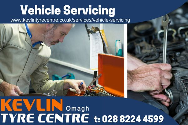 Omagh Vehicle Servicing    Kevlin Tyre Centre, Omagh. Offering a wide range of services, call us today on 028 8224 4459   New tyres, Part worn tyres,Vehicle servicing, Tyre puncture repair, Tyre changing, Tyre valve replacement, Motorcycle tyres, Wheel balancing, Wheel alignment     omagh vehicle servicing   omagh tyres   budget tyres omagh   kevlin tyre centre  