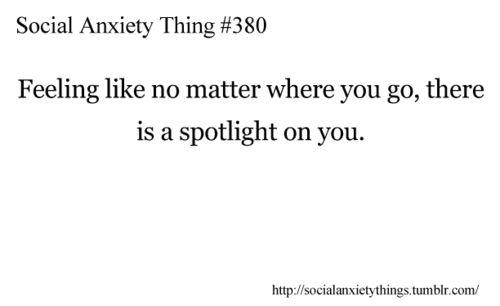 Social Anxiety Thing #380