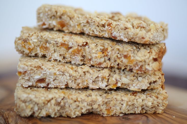 Walnut Apricot Bars - to get my recipes delivered directly to your inbox, sign up for my free newsletter at www.inspiredbodies.com