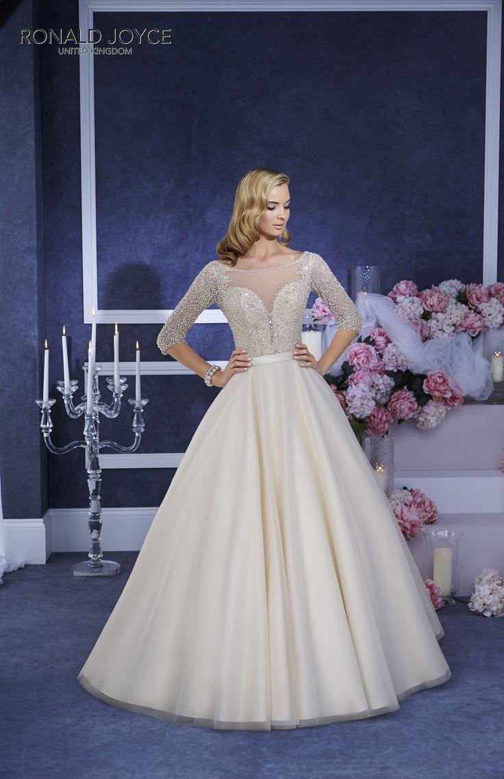 Ronald Joyce 69055 Electra Wedding Dress Is Available At Isaac Charles Bridal House Birmingham