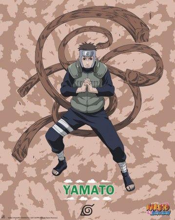 Poster Naruto Shippuden Yamato