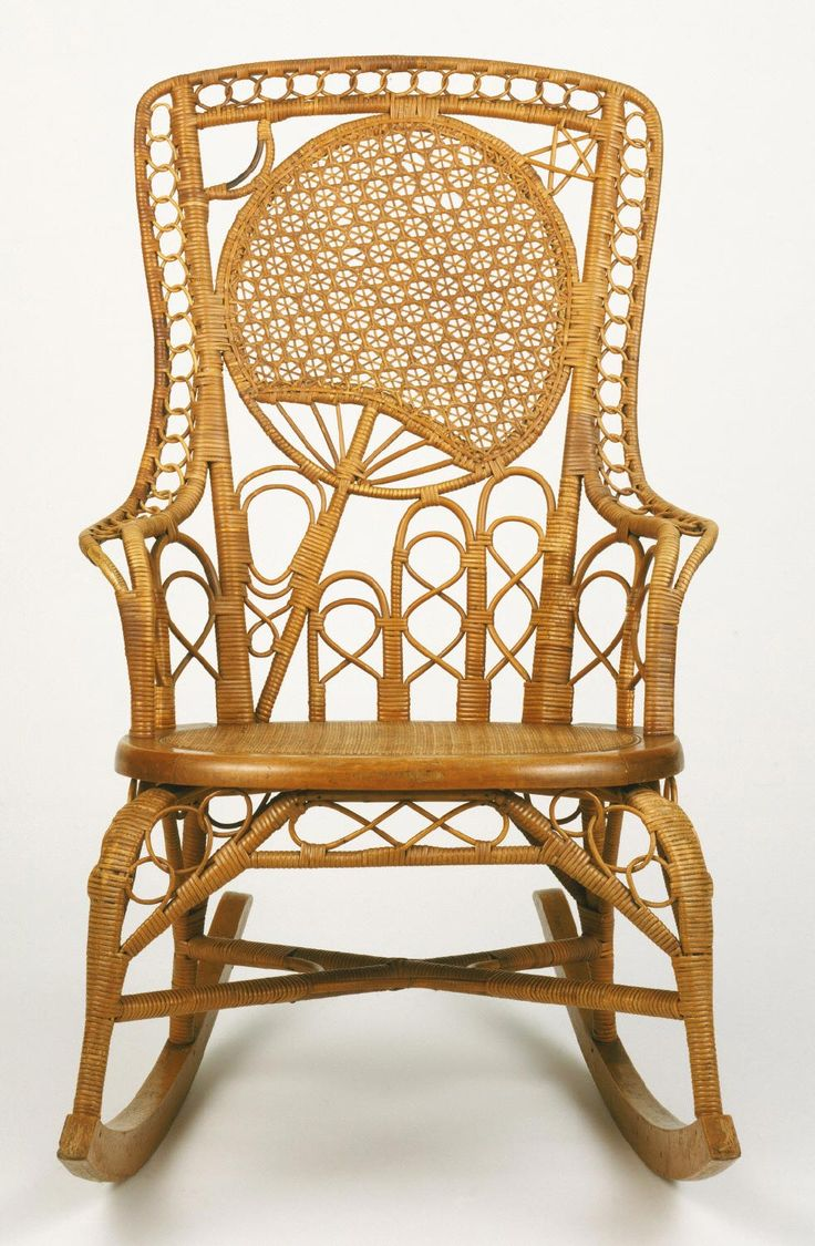 Rocking Armchair Made By Heywood Brothers And Company, Gardner,  Massachusetts, 1826   1897