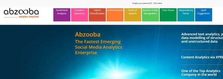 Abzooba - https://www.predictiveanalyticstoday.com/abzooba/