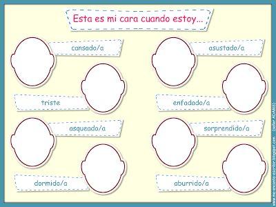 Me encanta escribir en español: Esta es mi cara cuando estoy ...