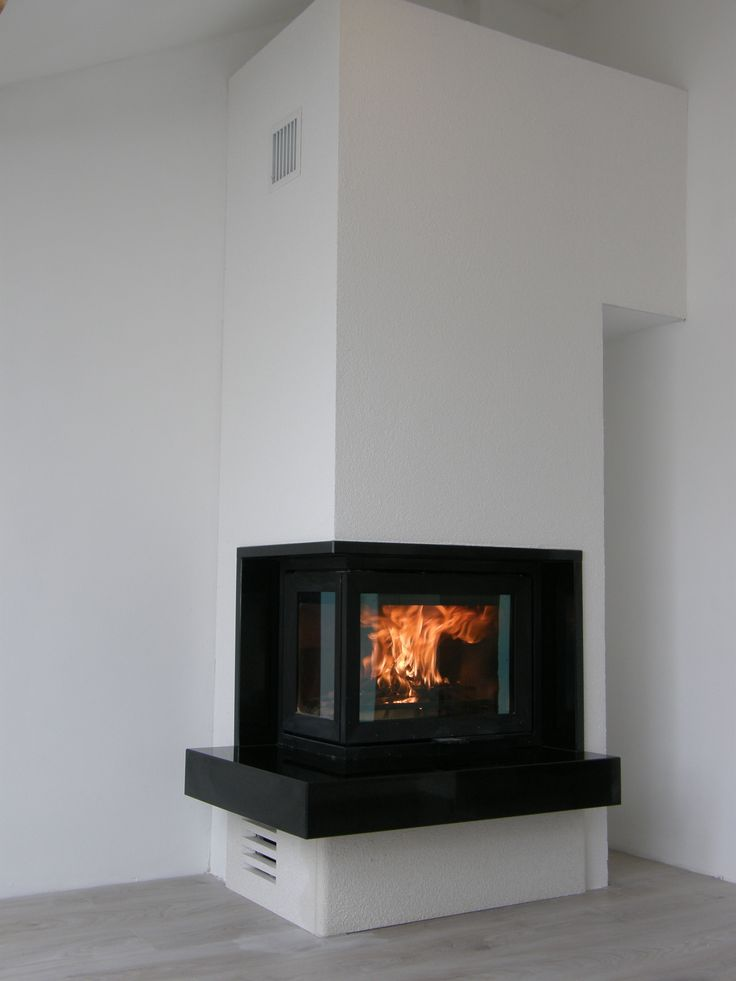 Jotul I 520  stone : nero assolutto  design : De Carina - fireplaces