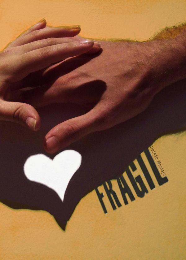 Fragil by Daniel E. Fernández, via Behance