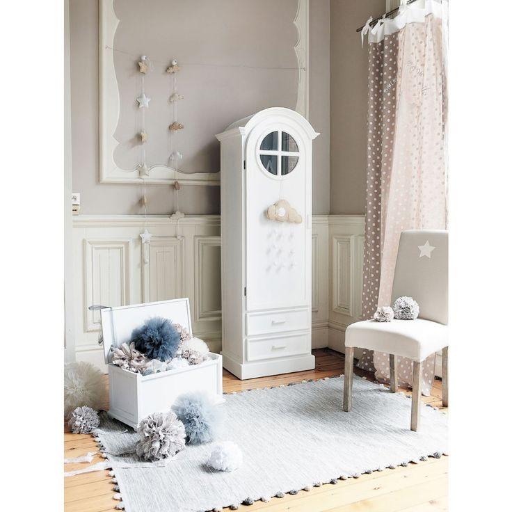 Maison du monde like the white and grey décor
