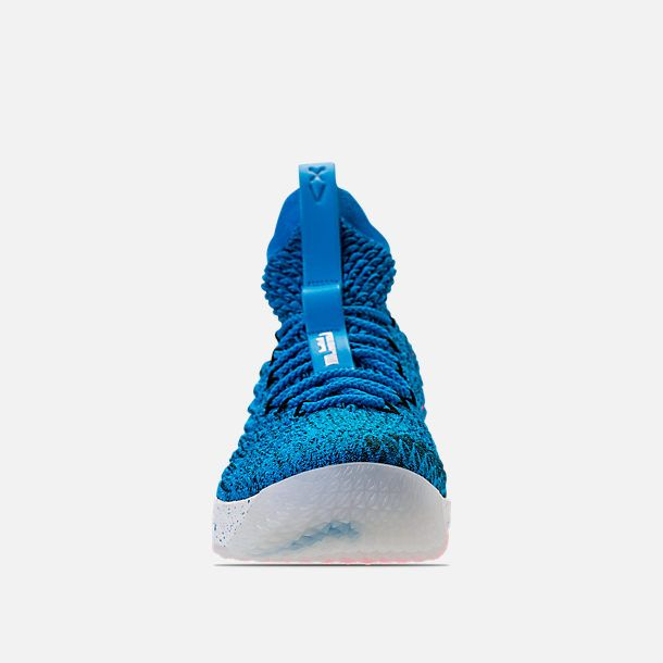 premium selection 8d83d ab129 Front view of Men's Nike LeBron 15 Basketball Shoes in Photo ...