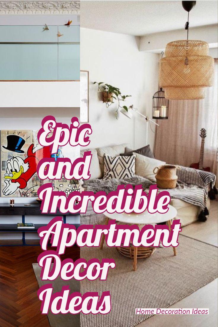 30 Epic And Incredible Apartment Decor Ideas For Amazing Apartment Room Teracee Apartment Decor Home Decor Decor