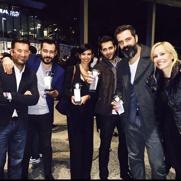 Congrats to Lowe İstanbul on 4 Crystal Apples, 5 Silver & 2 Bronze at the Kristal Elma Festivali! #KristalElma