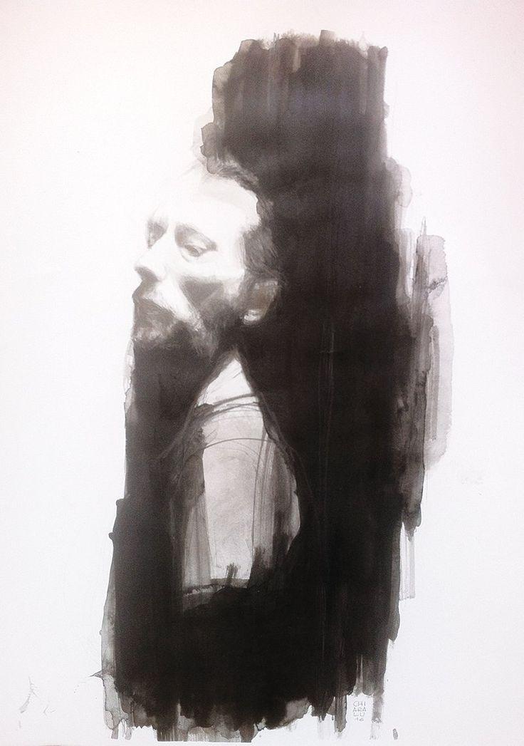 INK > ILLUSTRATION  SKIA Thom Yorke