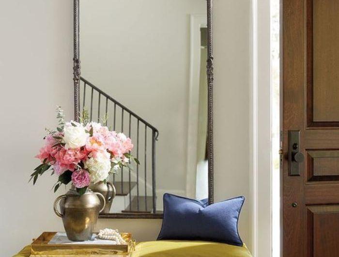 miroir-d-entree-amenagement-classique-interieur-style-traditionnel