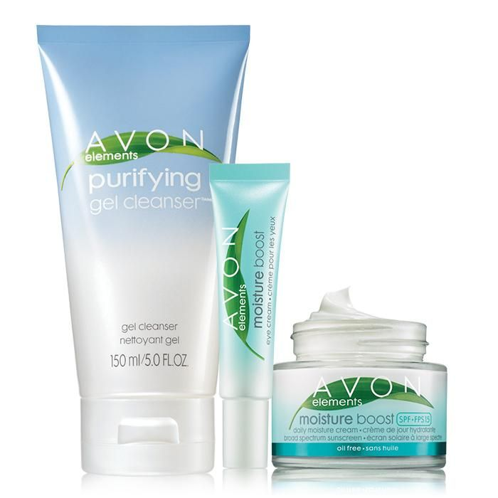 Avon Skin Care: 8 Best Images About Avon Elements Moisture Boost On