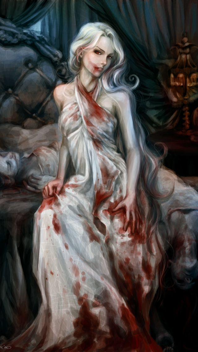 Caroline reina de los vampiros antiguos