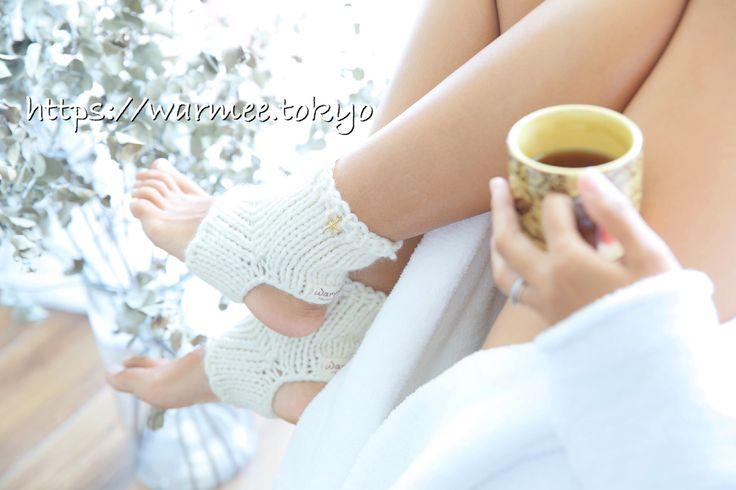 https://warmee.tokyo  #warmee #alohawarmee#tokyo #hietori #自然に温まる身体 #温める#冷え対策 #aloha #surf#冷え症 #ひえとり #女性の身体 #smile#knitstagram#knit#アンクルウォーマー #ヨガソックス#anklewarmers#yogasocks#love #ugg