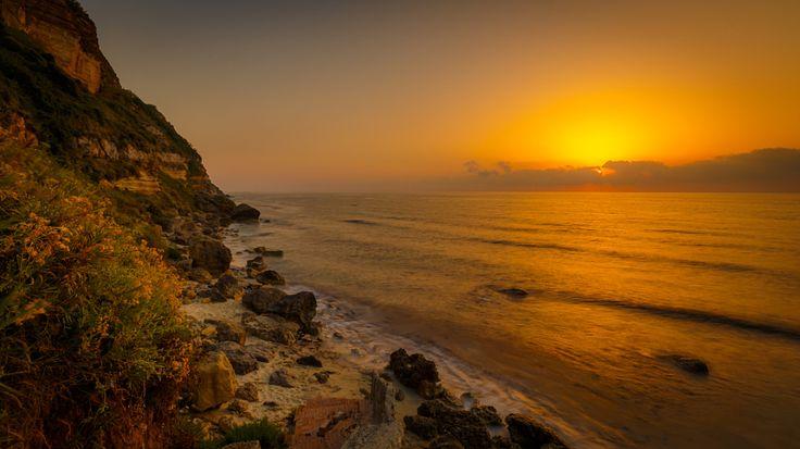Calabria Coast.